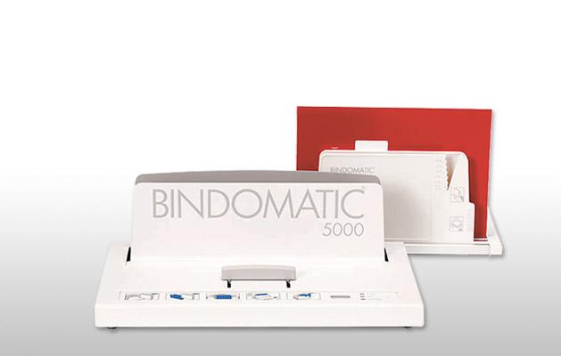 Afbeeldingsresultaat voor bindomatic 5000